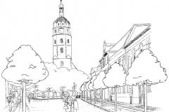 Markt-Perspektive-zur-Jacobikirche