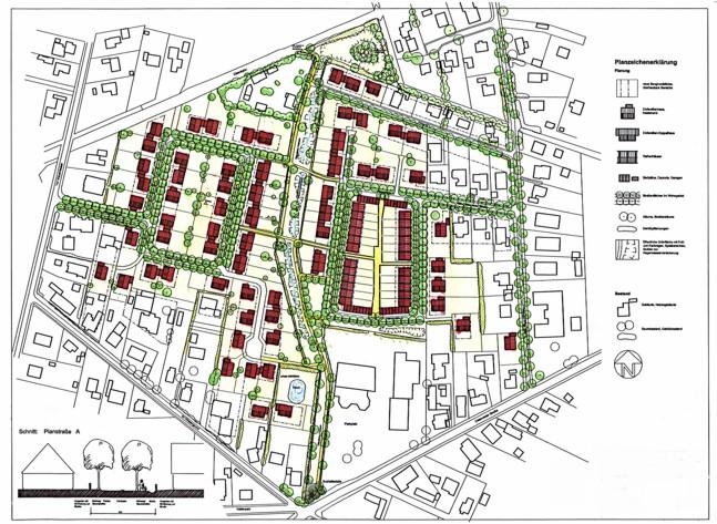 Neubaugebiet Worpswede