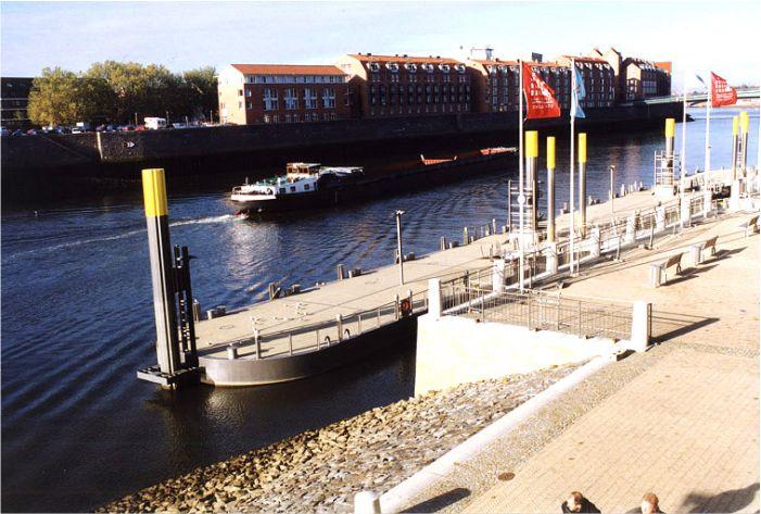 Weseruferpromenade Untere Schlachte