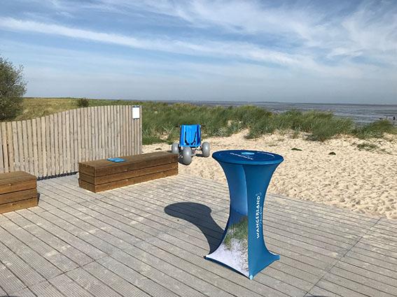 Wangerland Strandzugänge Schillig