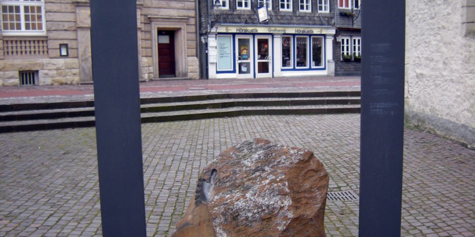 Goslar Jakobikirchplatz
