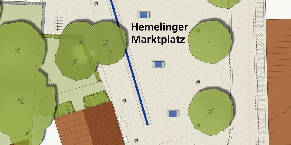 Hemelinger Markt