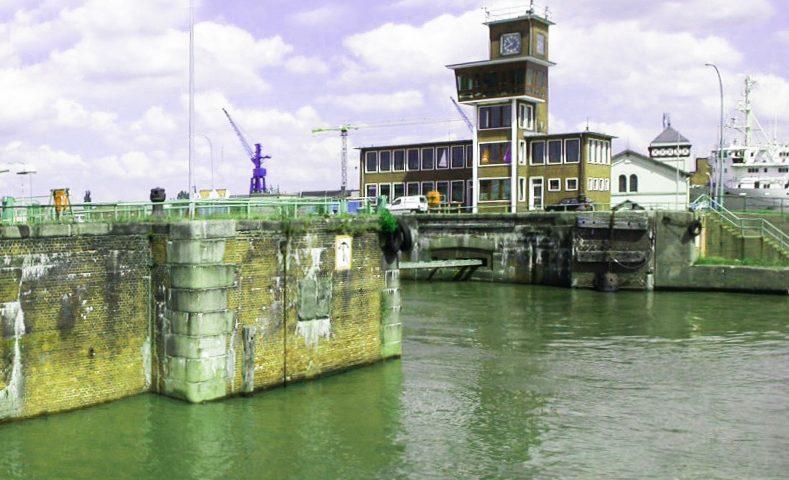 Kaiserschleuse Bremerhaven